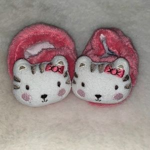 Kitty Plush Shoes